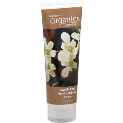 Desert Essence Organics Hand and Body Lotion
