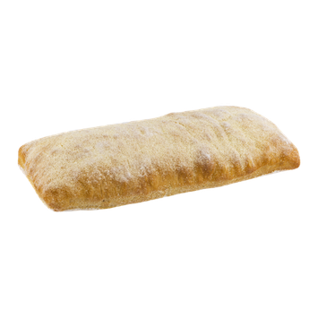 La Boulangerie Bakery & Cafe Bread Ciabatta Petite Loaf 9 Inch