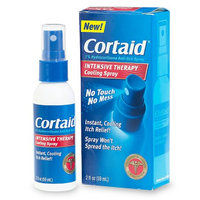 Cortaid Intensive Therapy Cooling Spray