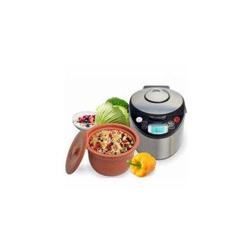 Essenergy VM7900-8 Smart Organic Multicooker - Oval, 8 cup - 4. 2-Quart