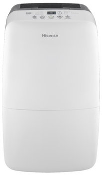 Hisense 70-Pint 2-Speed Dehumidifier ENERGY STAR DH-70K1SLE