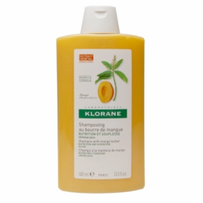 Klorane Nourishing Treatment Shampoo with Mango Butter