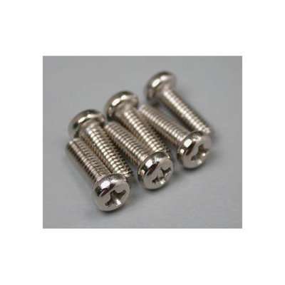TRAXXAS 2562 Round Head Machine Screws 2.6x8mm T-Maxx 2.5 (6)
