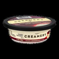 Dannon Creamery Dairy Dessert Cherry-Cheesecake