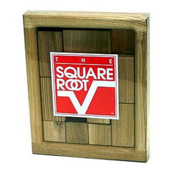 Square Root Brain Teaser Puzzle Ages 8+