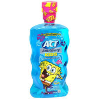 ACT Kids Anticavity Fluoride Treatment Rinse