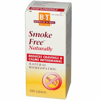 Boericke & Tafel Boericke and Tafel Smoke Free Naturally 100 Tablets