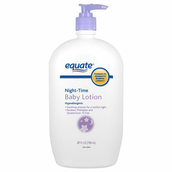 Equate Night-Time Baby Lotion