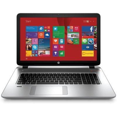 Hewlett Packard HP Natural Silver 17.3