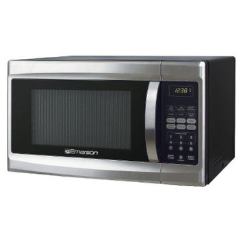 Emerson Stainless Steel Microwave - 1.3 Cu. Ft.