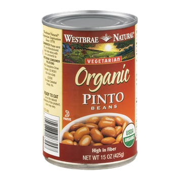 Westbrae Natural Vegetarian Organic Pinto Beans
