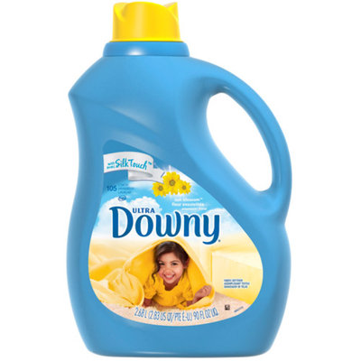 Downy Ultra Sun Blossom Liquid Fabric Softener 105 Loads 90 Fl Oz