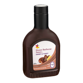 Ahold Honey Barbecue Sauce Sweet & Tangy