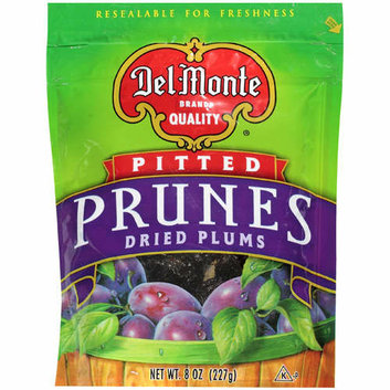 Del Monte® Quality Pitted Dried Plums Prunes