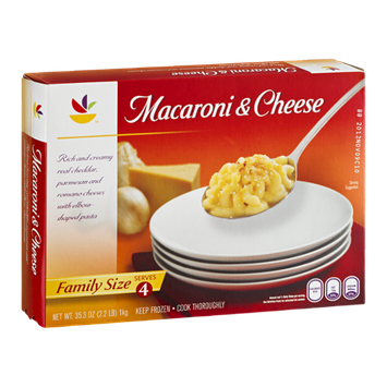 Ahold Macaroni & Cheese Family Size