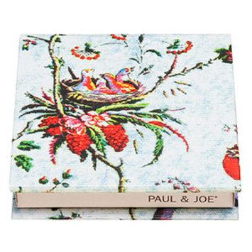 Paul & Joe Beaute Fashion Print Cheek & Eye Color Refill Compact, Bird's nest, 1 ea