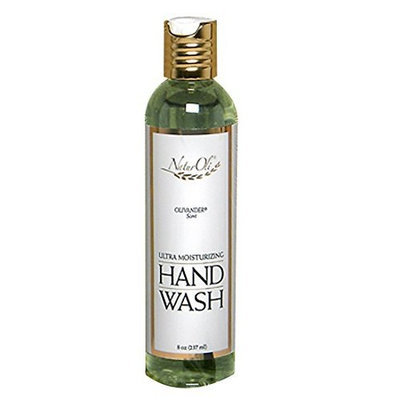 NaturOli Ultra Moisturizing Hand Wash - 8 oz. One of our most popular formulas. Leaves your skin feeling silky smooth and touchable. - Sulfate free! Gluten free! - Made in USA!