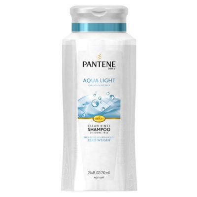 Pantene Pro-V Aqua Light Weightless Nourishment Shampoo