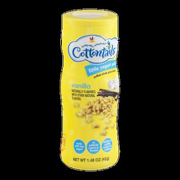 Cottontails Little Yogurt Puffs Vanilla