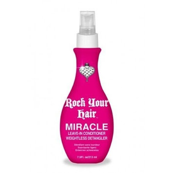 Michael O'rourke Rock Your Hair Miracle Leave-In Conditioner for Unisex, 7.5 Ounce