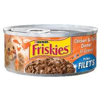 Purina Friskies Friskies Chicken & Tuna Dinner in Gravy Prime Filets Wet Cat Food - 5.