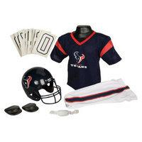 Franklin Sports NFL Texans Deluxe Uniform Set - Small