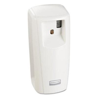 Rubbermaid Microburst 9000 Dispenser, LCD Display, White, Each (TEC 1793535)
