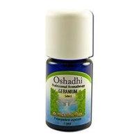 Oshadhi - Essential Oil, Geranium, 5 ml