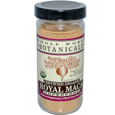 Whole World Botanicals Royal Maca Superfood -- 6.17 oz