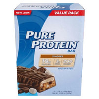 Pure Protein Bars 6-pk. - S'mores (10.56 oz.)