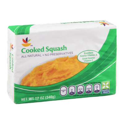 Ahold Cooked Squash