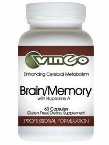 Vincos Brain Memory 60 caps by Vinco