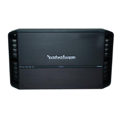 Rockford Fosgate P500X2 500W RMS Punch Series 2-Channel Stereo Class AB Car Powe
