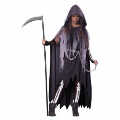 California Costume Collections Miss Reaper Tween Costume