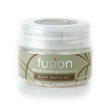 Fusion Black Truffle Sea Salt, 4.0-Ounce Jar