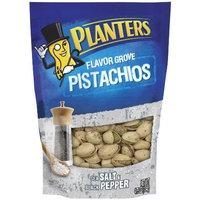 Planters Flavor Grove Pistachios Sea Salt and Black Pepper