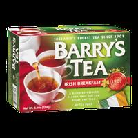 Barry's Tea Bags Irish Breakfast - 80 CT