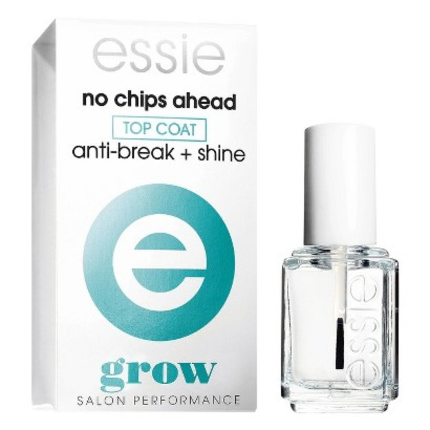 essie nail care essie Nail Care - No Chips Ahead Top Coat