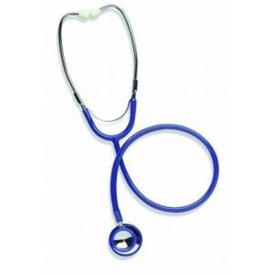 MABIS/DMI Healthcare Caliber Series Stethoscope, Dual Head, Black, 30 Inch