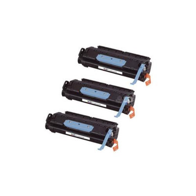 LD Canon Remanufactured #106 (0264B001AA) Set of 3 Black Laser Toner Cartridges for use in the ImageClass MF6530, MF6540, MF6550, MF6560, MF6580, MF6590, MF6595, MF6595cx Printers