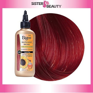 Bigen Semi Permanent Hair Color, Apricot Red, 3.0 Ounce