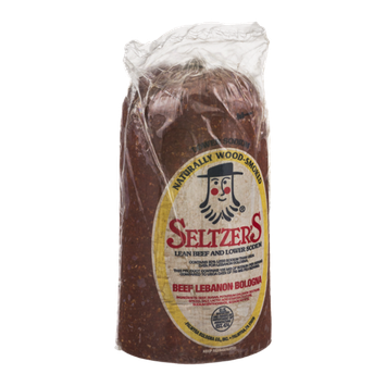Seltzer's Beef Lebanon Bologna Lean Beef and Lower Sodium