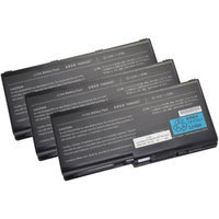 Battery for Toshiba PA3729U-1BAS (3-Pack) Laptop Battery
