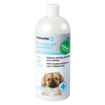 GNC Pets Medicated Itch Relief Dog Shampoo