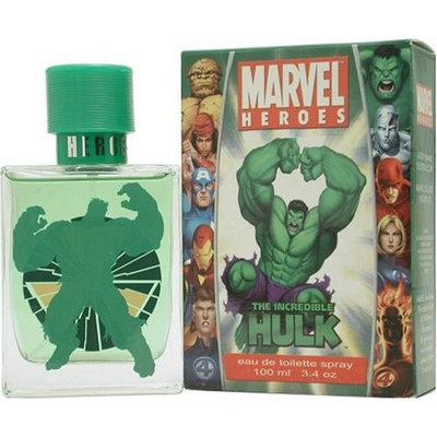 Hulk By Marvel For Men. Eau De Toilette Spray 3.4 OZ