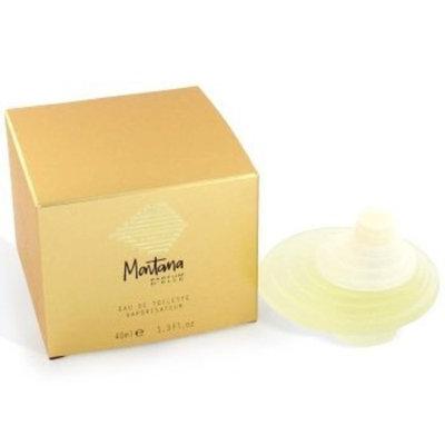 Parfum D'Elle by Montana Eau De Toilette Spray 1 oz for Women