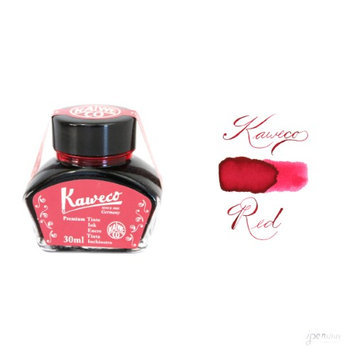 Kaweco 30 ml Bottle Fountain Pen Ink, Orchid Red
