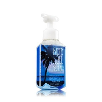 Bath & Body Works Gentle Foaming Hand Soap PACIFIC COOL BREEZE 8.75 fl oz / 259 mL