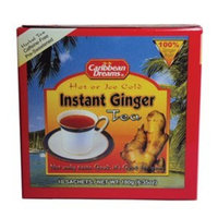 Caribbean Dreams Instant Ginger Tea 10 Sachets