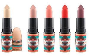M.A.C Cosmetics Vibe Tribe Collection Lipstick